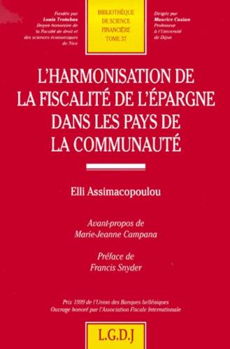 Elli Assimacopoulou - .
