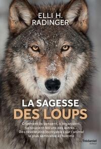 Elli H. Radinger - La sagesse des loups - Comment ils pensent, s'organisent, se soucient des autres....