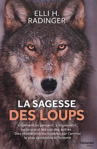 La sagesse des loups. Comment ils pensent, s'organisent, se soucient les uns des autres...