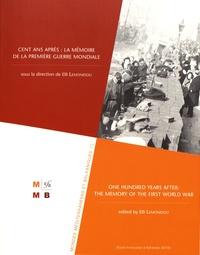 Elli Lemonidou - Cent ans après : la mémoire de la Première Guerre mondiale.