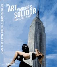Elliott Erwitt - The Art of Andre S. Solidor aka Elliott Erwitt with Cohiba Cigar with Smoking Fish photoprint.