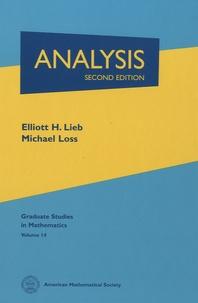 Elliott H. Lieb et Michael Loss - Analysis.