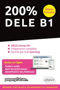 Téléchargement de livres sur iPhone depuis iTunes 200% DELE B1 (Litterature Francaise) par Ellipses marketing