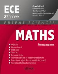 Ellipses marketing - Mathématiques ECE 2e année.