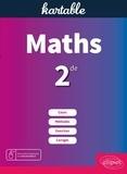 Ellipses marketing - Maths 2de.