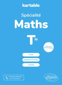 Ellipses marketing - Spécialité Maths Tle.