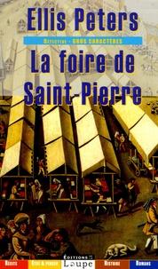 Ellis Peters - La foire de Saint Pierre.