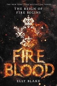 Elly Blake - Fireblood.