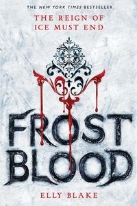 Elly Blake - Frostblood.