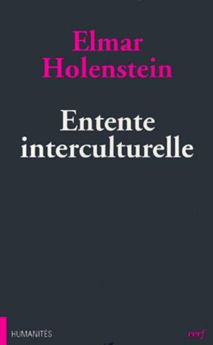 Elmar Holenstein - .