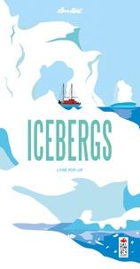 Elmodie - Icebergs - Livre pop-up.