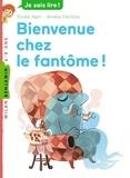Elodie Agin et Amélie Fléchais - Bienvenue chez le fantôme !.