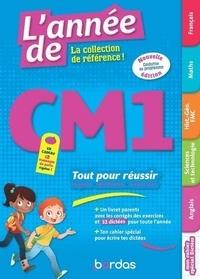 Elodie Alperin et Laurence Chafaa - L'Année de CM1 - Tout pour réussir.