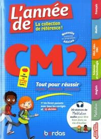 Elodie Alperin et Laurence Chafaa - L'Année de CM2 - Tout pour réussir.