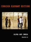 Elodie B - Alpha and Omega - livre photographique.