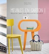 Elodie Ballé - Meubles en carton ! - Recycler pour une décoration durable.