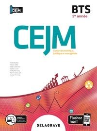 Elodie Barbet et Patrice Gillet - CEJM Culture économique, juridique et managériale BTS 1re année.