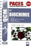 Elodie Baron et Sébastien Clerc - Biochimie UE1 - Tome 2.