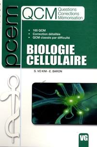 Elodie Baron et Sétha Vo Kim - Biologie cellulaire.