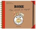 Elodie Bauzon - Rome - Mon carnet de voyage.