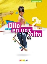 Elodie Beauvais et Alzhar imed El - Espagnol 2de A2-B1 Dilo en voz alta.