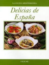 Elodie Bonnet et Nathalie Talhouas - Delicias de España.