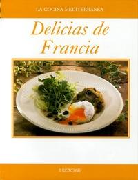 Elodie Bonnet et Nathalie Talhouas - Delicias de sur de Francia.