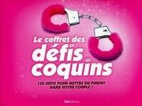 Elodie Bowen - Le coffret des défis coquins - 150 défis pour mettre du piment dans votre couple !.