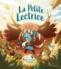 Elodie Chambaud - La petite lectrice.