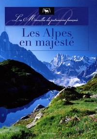 Elodie Chaudière - Les Alpes en majesté.