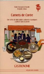 Elodie Dornand de Rouville et Benjamin Joinau - Gastronomie.