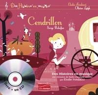 Elodie Fondacci et Olivier Latyk - Cendrillon. 1 CD audio