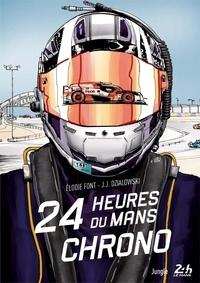 Elodie Font et Jean-Jacques Dzialowski - Dans les coulisses du 24h du Mans.