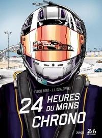 Elodie Font et Jean-Jacques Dzialowski - Les 24H du Mans chrono.