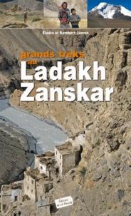 Elodie Jamen et Rambert Jamen - Grands treks au Ladakh-Zanskar.