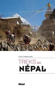 Elodie Jamen et Rambert Jamen - Treks au Népal.