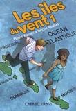 Elodie Koeger et Hector Poullet - Les îles du vent Tome 1 : .