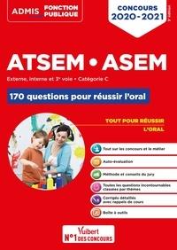 Histoiresdenlire.be Concours ATSEM ASEM - 170 questions pour réussir l'oral Image