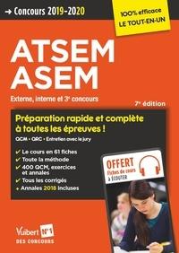 Elodie Laplace - Concours ATSEM et ASEM - Catégorie C - Préparation complète et rapide à toutes les épreuves - Agent (territorial) spécialisé des écoles maternelles.