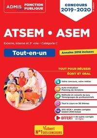 Pdf ebooks télécharger gratuitement Concours ATSEM et ASEM - Catégorie C - Tout-en-un