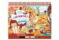 Elodie Lauret - 48 labyrinthes autour du monde !.