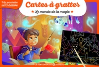 Elodie Lauret - Cartes à gratter Le monde de la magie.