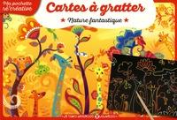 Elodie Lauret - Cartes à gratter Nature fantastique.