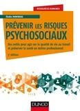 Elodie Montreuil - Prévenir les risques psychosociaux - Des outils pour agir sur la qualité de vie au travail et préserver la santé en milieu professionnel.