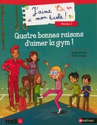 Elodie Richard - Quatre bonnes raisons d'aimer la gym !.