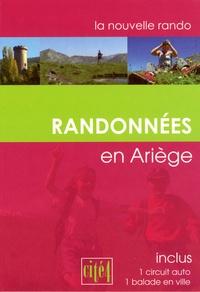 Elodie Touret - Randonnées en Ariège.