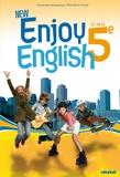 Odile Martin-Cocher et Elodie Vialleton - New Enjoy English 5e - Manuel numérique élève - Méthode d'Anglais Collège.