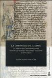 Eloïse Adde-Vomacka - La Chronique de Dalimil - Les débuts de l'historiographie nationale tchèque en langue vulgaire au XIVe siècle.