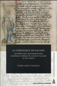 Openwetlab.it La Chronique de Dalimil - Les débuts de l'historiographie nationale tchèque en langue vulgaire au XIVe siècle Image