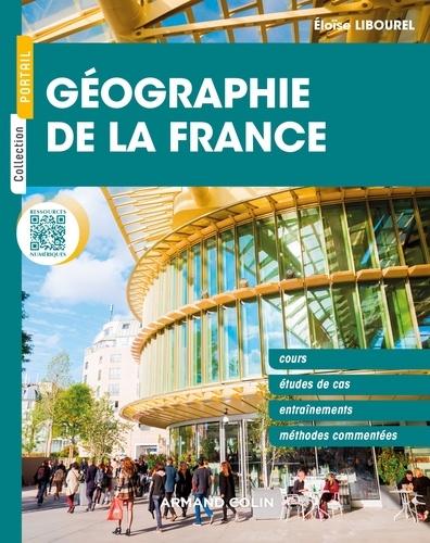 Géographie de la France - Format ePub - 9782200619343 - 13,99 €